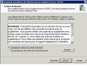 TÉLÉCHARGER WSUS 3.0 SP2 FRANCAIS